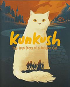 Picture of Kunkush: The True Story Of A Refugee Cat