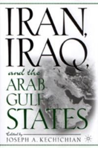 Picture of Iran, Iraq and the Arab Gulf States